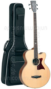 Large view Acoustic Bass TANGLEWOOD TW155 A/BASS - Premier Series - B-Band Crescent - solid top