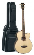 Acoustic Bass  TANGLEWOOD TGRB CE - Grand Reserve Series - Fishman - solid top