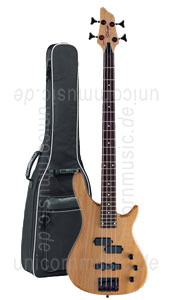 Large view Electric Bass  STAGG BC300-N Nature