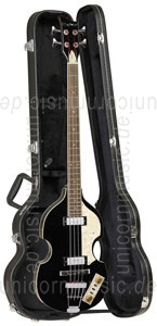 Large view Electric-Bass  TANGLEWOOD TVB 3 EB ebony gloss (BEATLE VIOLIN BASS) + without hardcase