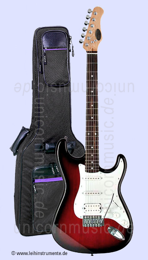 to article description / price Electric Guitar STAGG S302-RDS