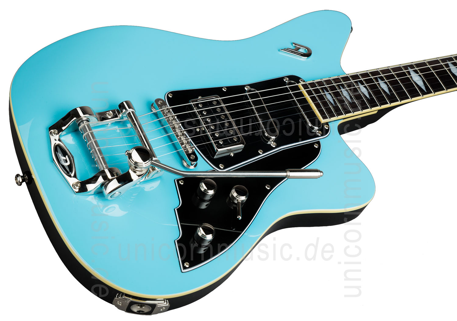 to article description / price Electric Guitar DUESENBERG PALOMA - Narvik Blue