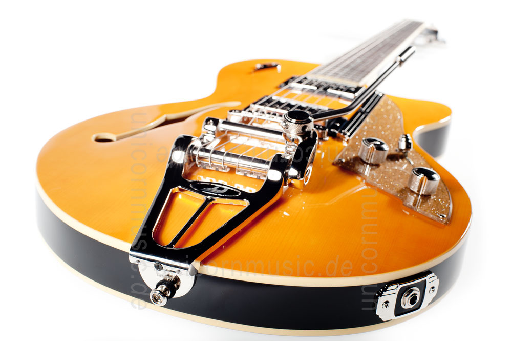Electric Guitar Duesenberg Starplayer Tv Trans Orange