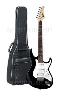 Large view Electric Guitar G110 BK - black