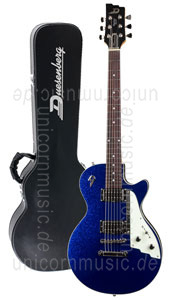 Large view Electric Guitar DUESENBERG STARPLAYER SPECIAL - Blue Sparkle