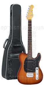 Large view Electric Guitar G&L Tribute Asat Special TS - tobacco sunburst