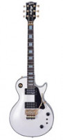 Electric Guitar BURNY RLC 85S SW FLOYD ROSE - Snow White + Sustainer