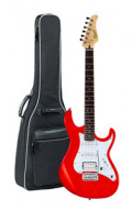 Electric Guitar CORT G250 Scarlet Red