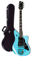 Electric Guitar DUESENBERG PALOMA - Narvik Blue