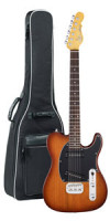 Electric Guitar G&L Tribute Asat Special TS - tobacco sunburst