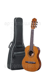 Large view Children's Guitar 1/4 ARANJUEZ MODEL A4/Z  48 - solid cedar top