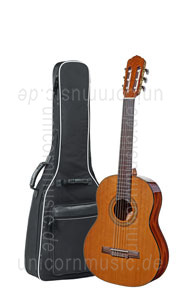 Large view Children's Guitar 1/2 ARANJUEZ MODEL A4/Z 52 - solid cedar top
