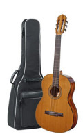 Children's Guitar 7/8 - ARANJUEZ MODEL A4-Z 61.5 - solid cedar top