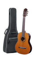 Children's Guitar 3/4 ARANJUEZ MODEL A5/Z 58 - solid cedar top