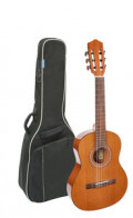 Children's Guitar SALVADOR CORTEZ MODELL CC-22-BB - solid cedar top