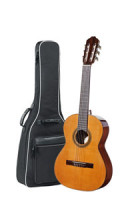 Spanish Children's Guitar 1/2 - VALDEZ E/53 - solid cedar top