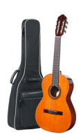 Spanish Children's Guitar 7/8 - VALDEZ E/61 - solid cedar top
