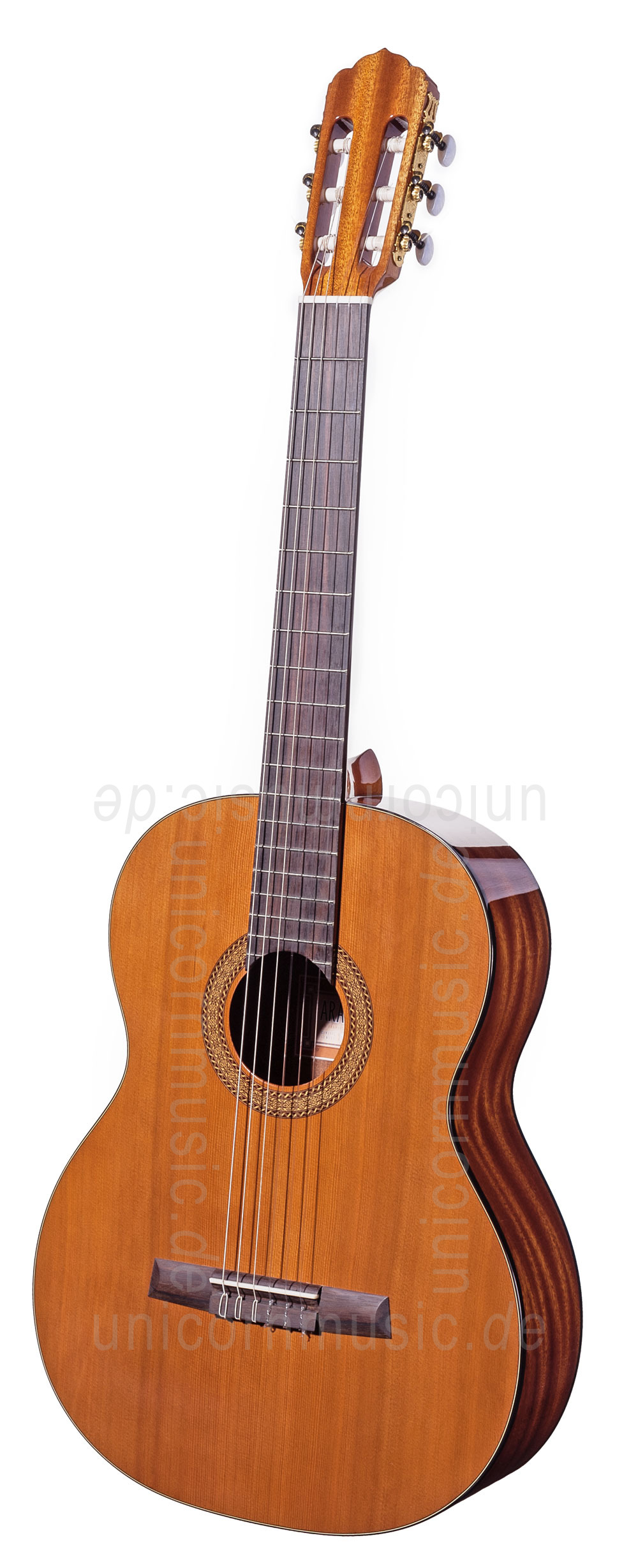 to article description / price Classical Guitar ARANJUEZ MODEL A4 Z - solid cedar top