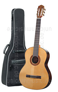 Large view Classical Guitar - ARANJUEZ MODEL A5/F 62.8 SENORITA (ladies' guitar) -  solid spruce top