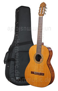 Large view Spanish Classical Guitar JOAN CASHIMIRA MODEL 20J - solid cedar top - narrow neck edition