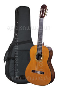 Large view Spanish Classical Guitar VALDEZ MODEL 16/63 SENORITA (ladies' guitar) - all solid - solid cedar top