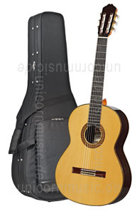 Large view Spanish Classical Guitar VALDEZ MODEL 38 S - all solid - spruce top