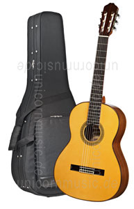 Large view Spanish Classical Guitar VALDEZ MODEL 5 S - solid top