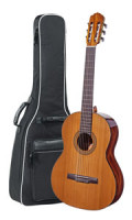Classical Guitar - ARANJUEZ MODEL A4/Z 62.8 SENORITA (ladies' guitar) - solid cedar top