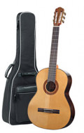 Classical Guitar - ARANJUEZ MODEL A5/F 62.8 SENORITA (ladies' guitar) -  solid spruce top