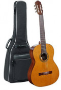 Spanish Classical Guitar VALDEZ MODEL E -  left hand - solid cedar top