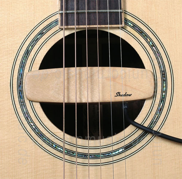 to article description / price Pickup System SHADOW SH 330 - acoustic guitar