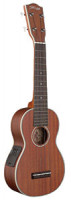 Soprano Ukulele - STAGG MODEL US80-SE - electro-acoustic - all solid + gigbag
