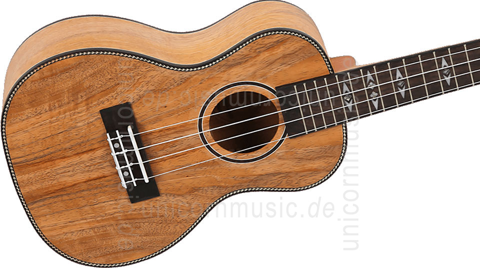 to article description / price Concert Ukulele - FLIGHT DUC 450 - Mango + gigbag