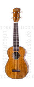 Large view Soprano Ukulele - MOANA UK-55 KDXG - Koa - laminated + gigbag