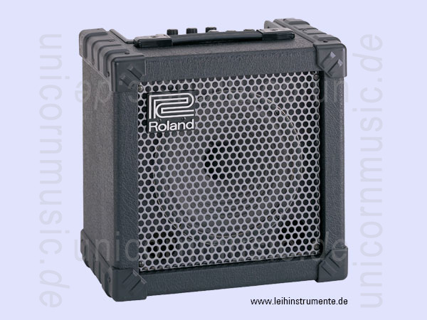 to article description / price Electric Guitar Amplifier ROLAND CUBE-15 - Combo - second hand