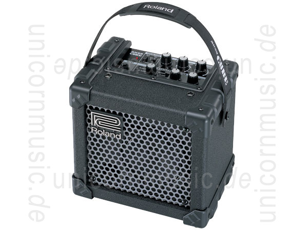 to article description / price Electric Guitar Amplifier ROLAND MICRO CUBE - black