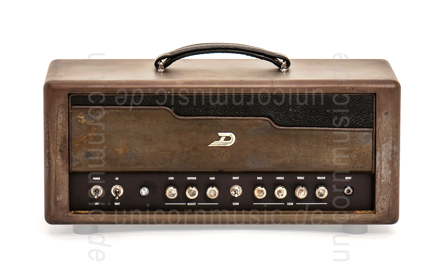 to article description / price Electric Guitar Amplifier - DUESENBERG BERLIN - Top + Cabinet
