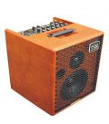 Acoustic Amplifier - ACUS ONE 6 Wood - 3x channel (2x instrumental / independently controllable)