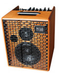 Acoustic Amplifier - ACUS ONE 6T Wood - 4x channel (3x instrumental / independently controllable)