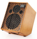 Acoustic Amplifier - ACUS ONE CREMONA - Wood - 4x channel (3x instrumental / independently controllable)