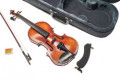 1/2 Violinset - GASPARINI MODEL PRIMO  - all solid - shoulder rest