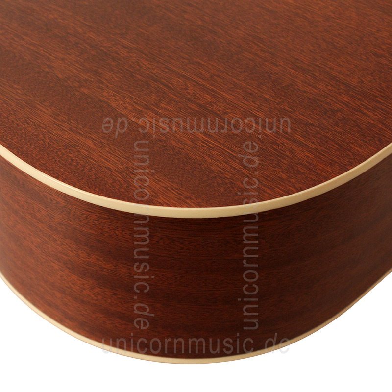 to article description / price Acoustic Guitar Cort LUCE 100F NS - Super Folk - Pickup - Cutaway - solid spruce top
