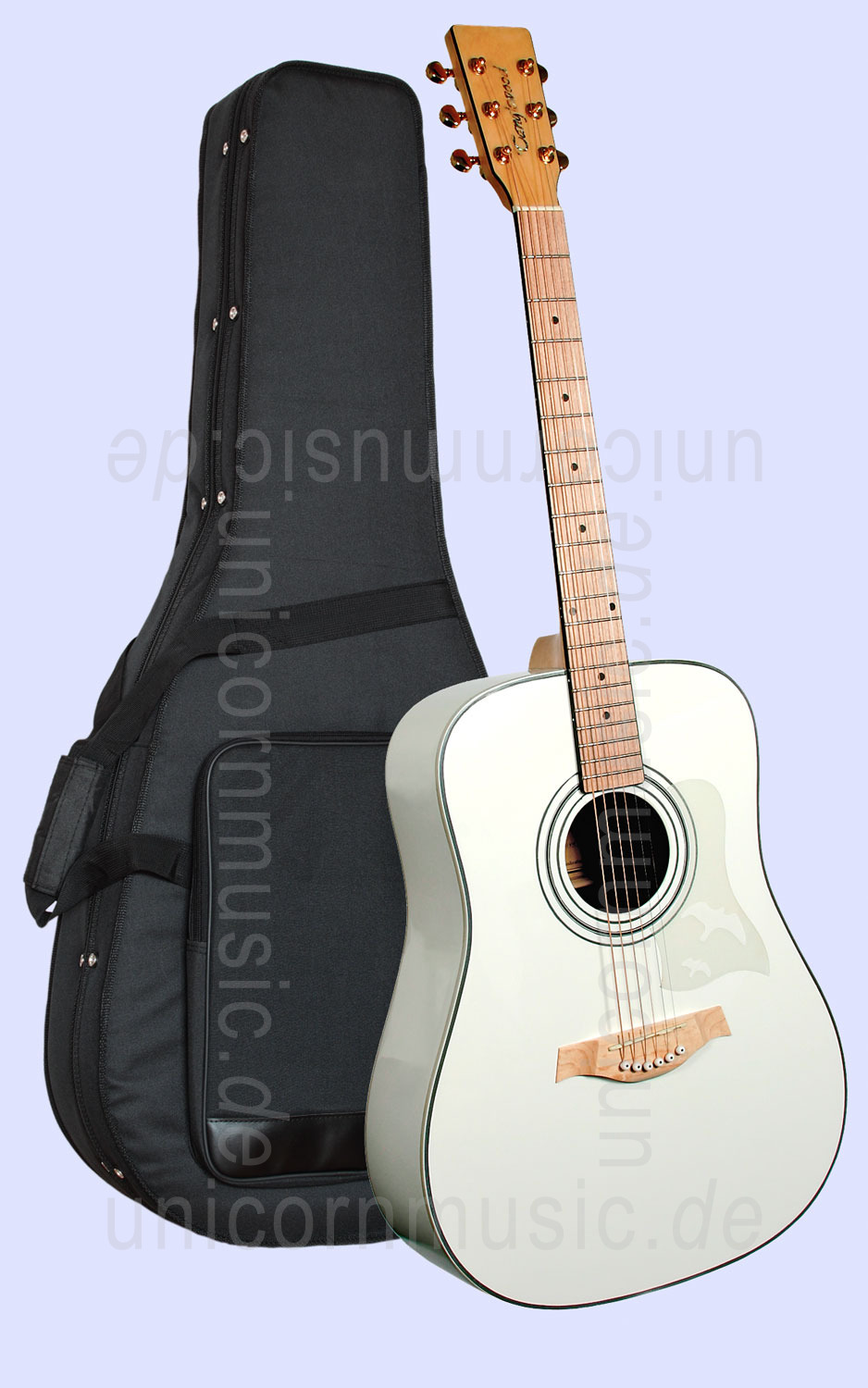 to article description / price Acoustic Guitar TANGLEWOOD TW15-SG - Sundance Series - Seagull White - all solid