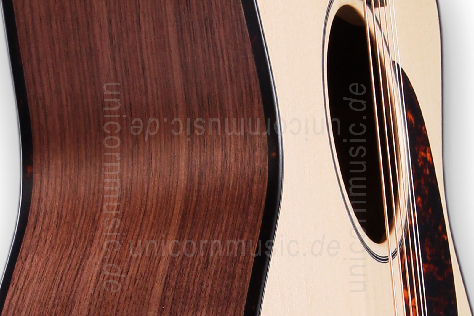 to article description / price Acoustic Guitar FURCH BLUE D-SW - Dreadnought - Cutaway - all solid