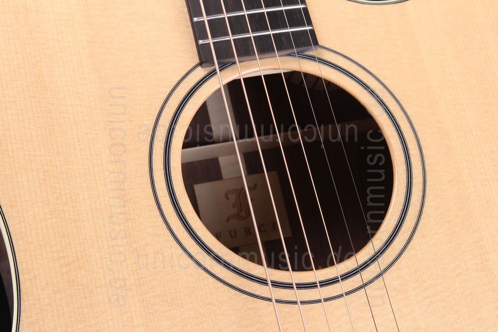 to article description / price Acoustic Guitar FURCH GREEN PLUS D-SW - Dreadnought - all solid