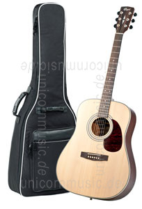 Large view Acoustic Guitar CORT EARTH 70 OP - Dreadnought - solid spruce top