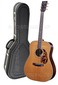 Large view Acoustic Guitar FURCH V-D34 SR VINTAGE + LR BAGGS ANTHEM - Dreadnought - all solid + hardcase