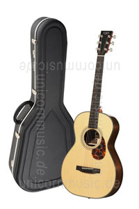 Large view Acoustic Guitar FURCH OOM 31 SR VINTAGE + LR BAGGS Elemet Active - Parlour - all solid + hardcase