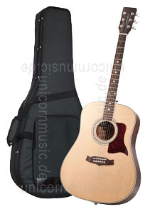 Large view Acoustic Guitar TANGLEWOOD TW15/NS - Sundance Series - Dreadnought - all solid