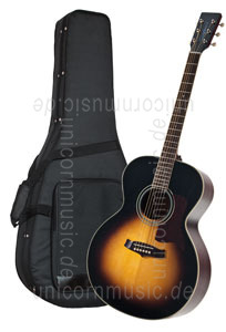 Large view Acoustic Guitar TANGLEWOOD TW60/SC VS E - Sundance Series - Fishman Presys Plus EQ - solid top